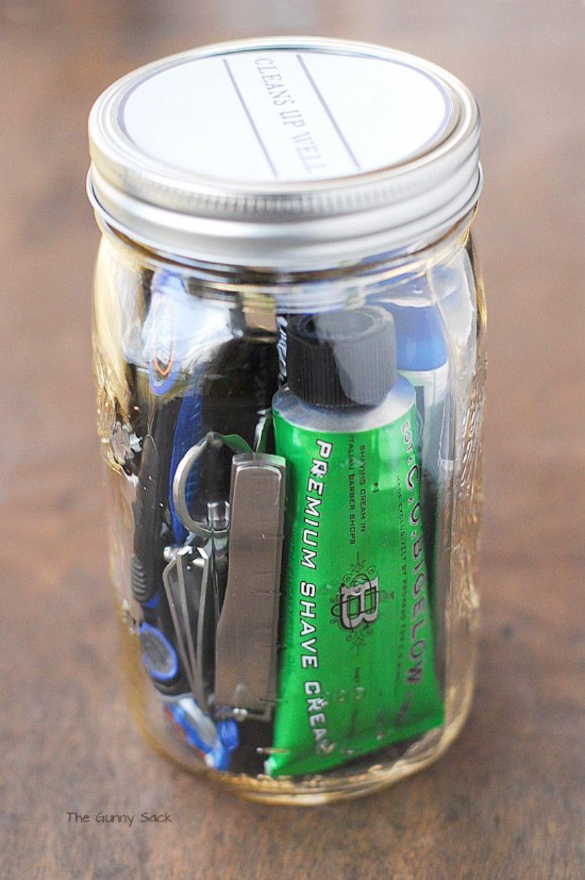10 Diy Mason Jar Gifts On A Budget Mason Jar Gifts Diy Mason Jar Gifts Diy Gifts For Men