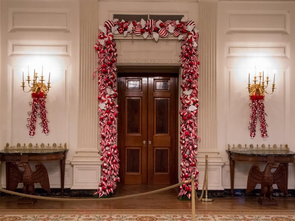 White House Christmas Tour 2016 Part I