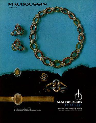 Mauboussin 1963 Necklace