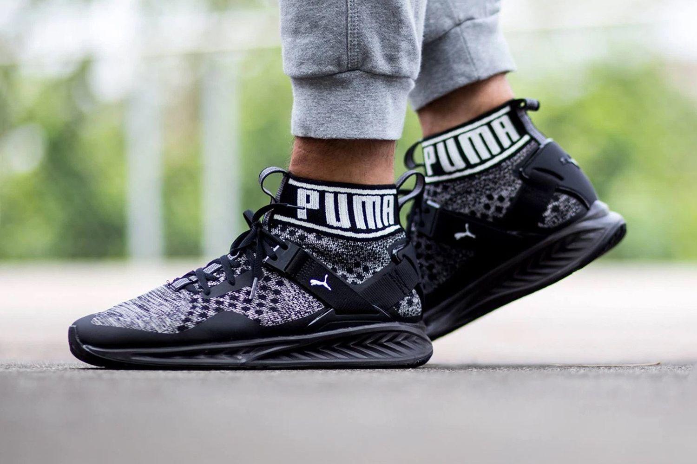 the weeknd puma shoes run the streets artwork design ideas