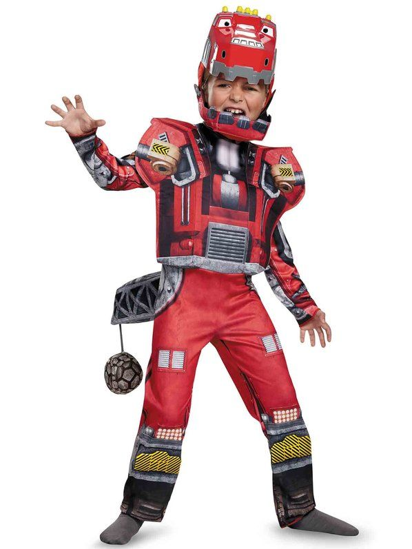 Dinotrux Boys TY Rux Deluxe Costume Costumes, Halloween costumes - halloween costume ideas for tweens