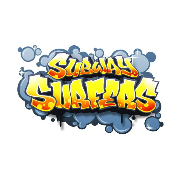 Logo For Subway Surfers Subway Surfers Subway Surfer