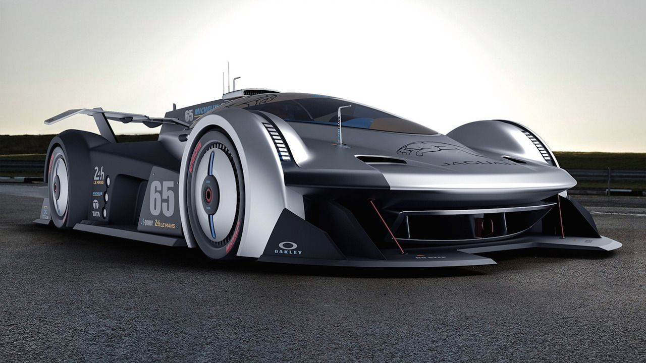 Check This Jaguar Le Mans Rendering For Was A Really