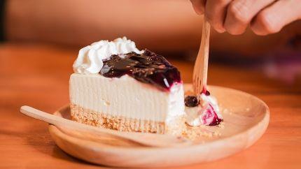 تشيز كيك بيتي كروكر الجاهز Desserts Cheesecake Food