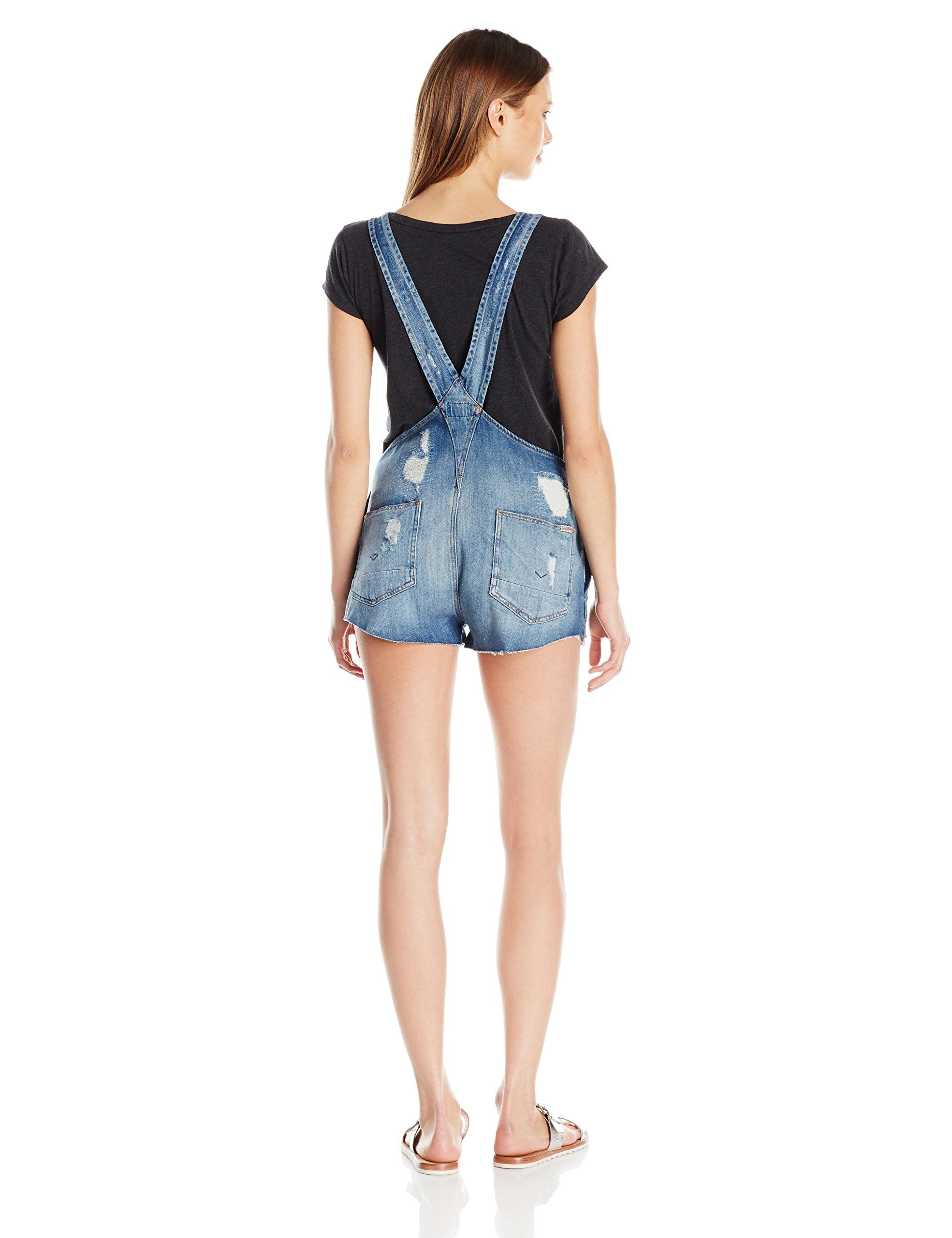 e12412f701dc Hudson Jeans Womens Florence Shortall Southpaw 2 Large     Click picture  for even more information. (This is an affiliate link).  womenrompers