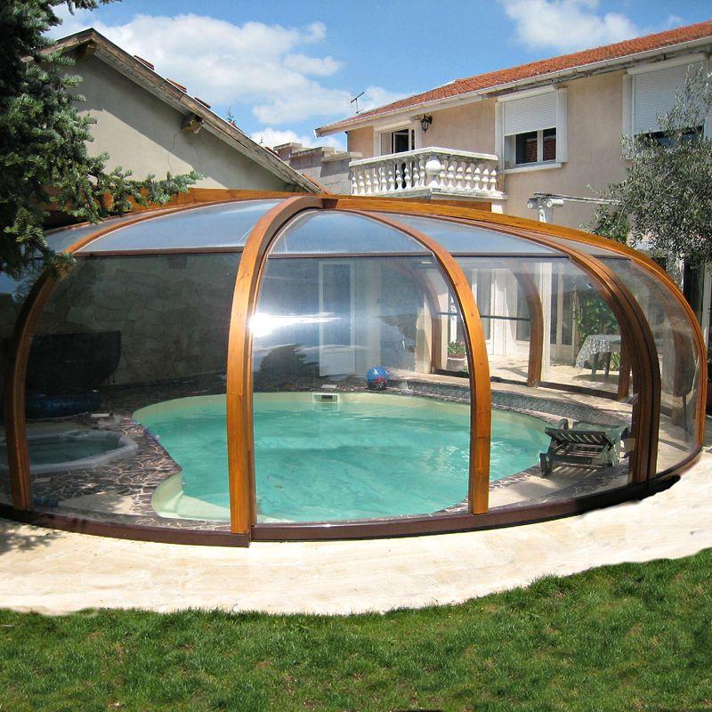 Photo des plus belles piscines en bois Jacuzzi, Ground pools and - fabriquer sa piscine en bois