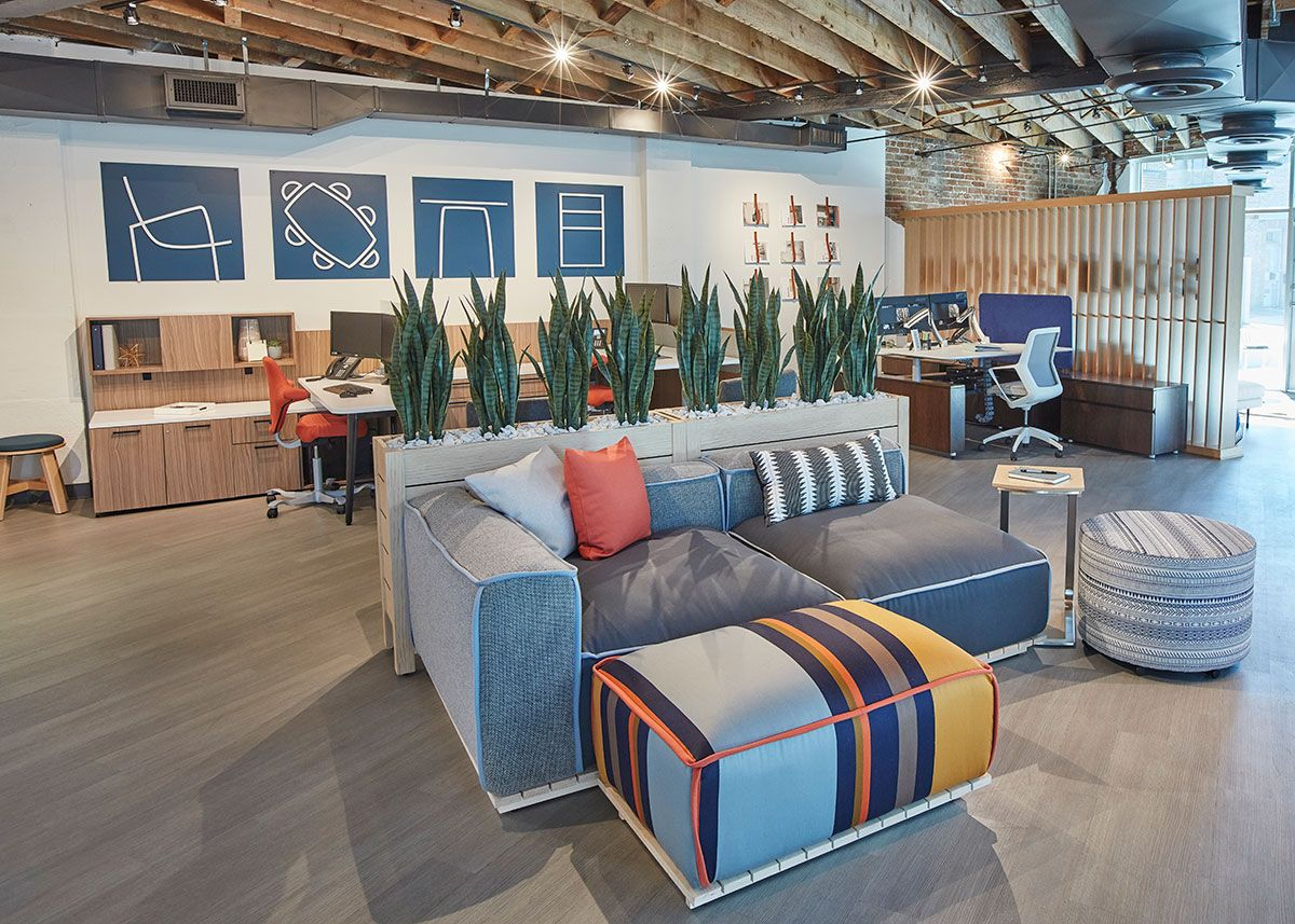 Thoughtful And Colorful Design In Sourcefour S Downtown Denver
