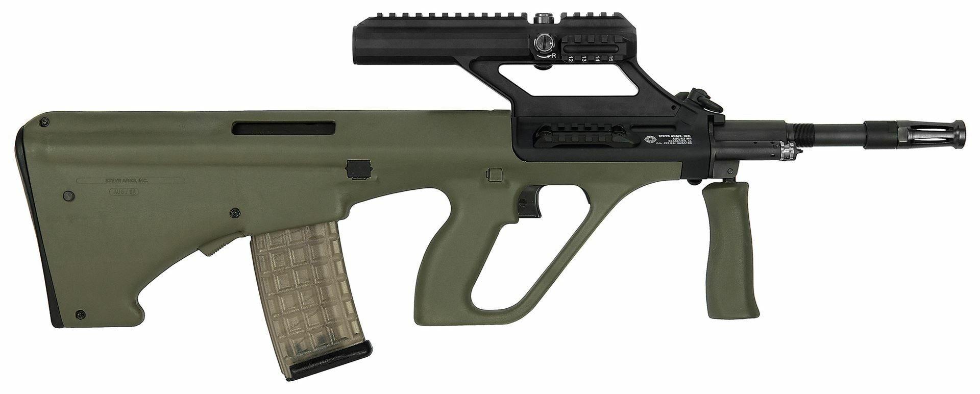 Pin by Ricardo Rodriguez on guns 4 | Steyr, Guns, Assault rifle