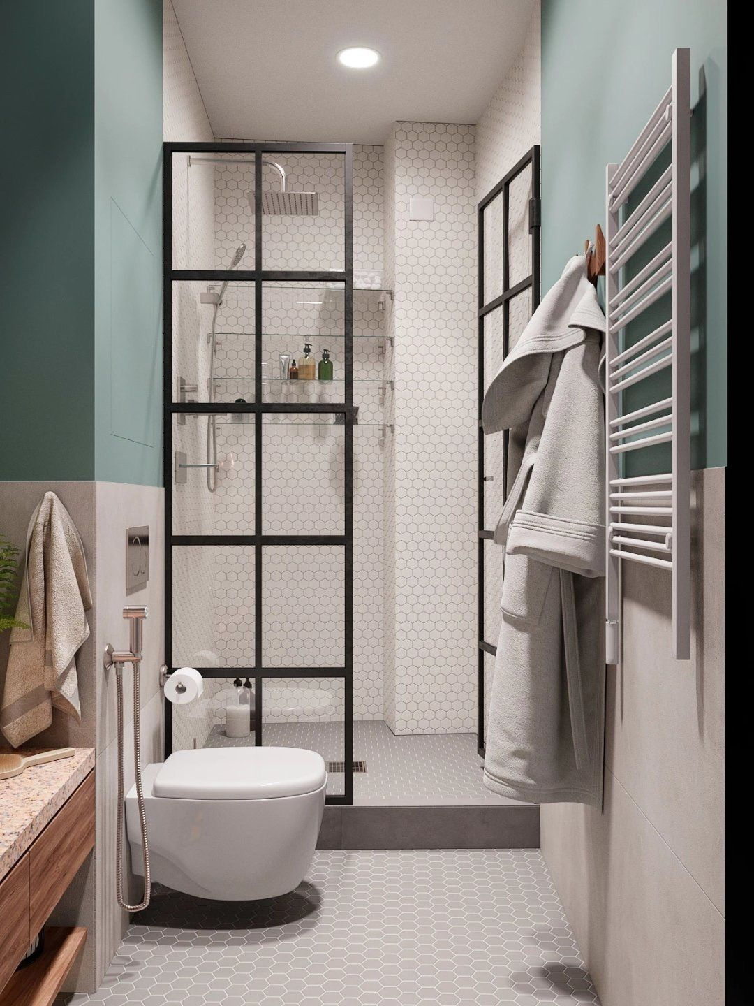 12 Small Bathroom Remodel Ideas When You Are On A Budget Modern