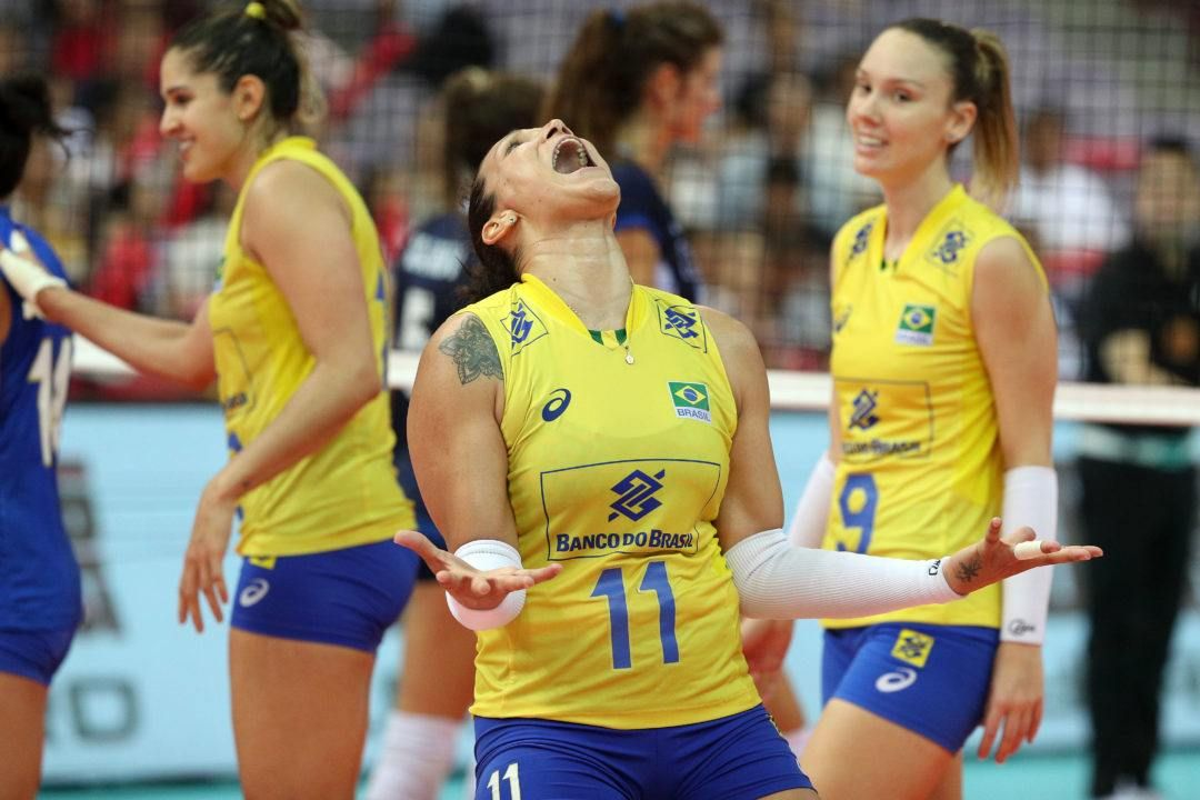 Volleymob S 2017 Fivb World Grand Prix Dream Team Female Volleyball Players Dream Team Professional Volleyball Players