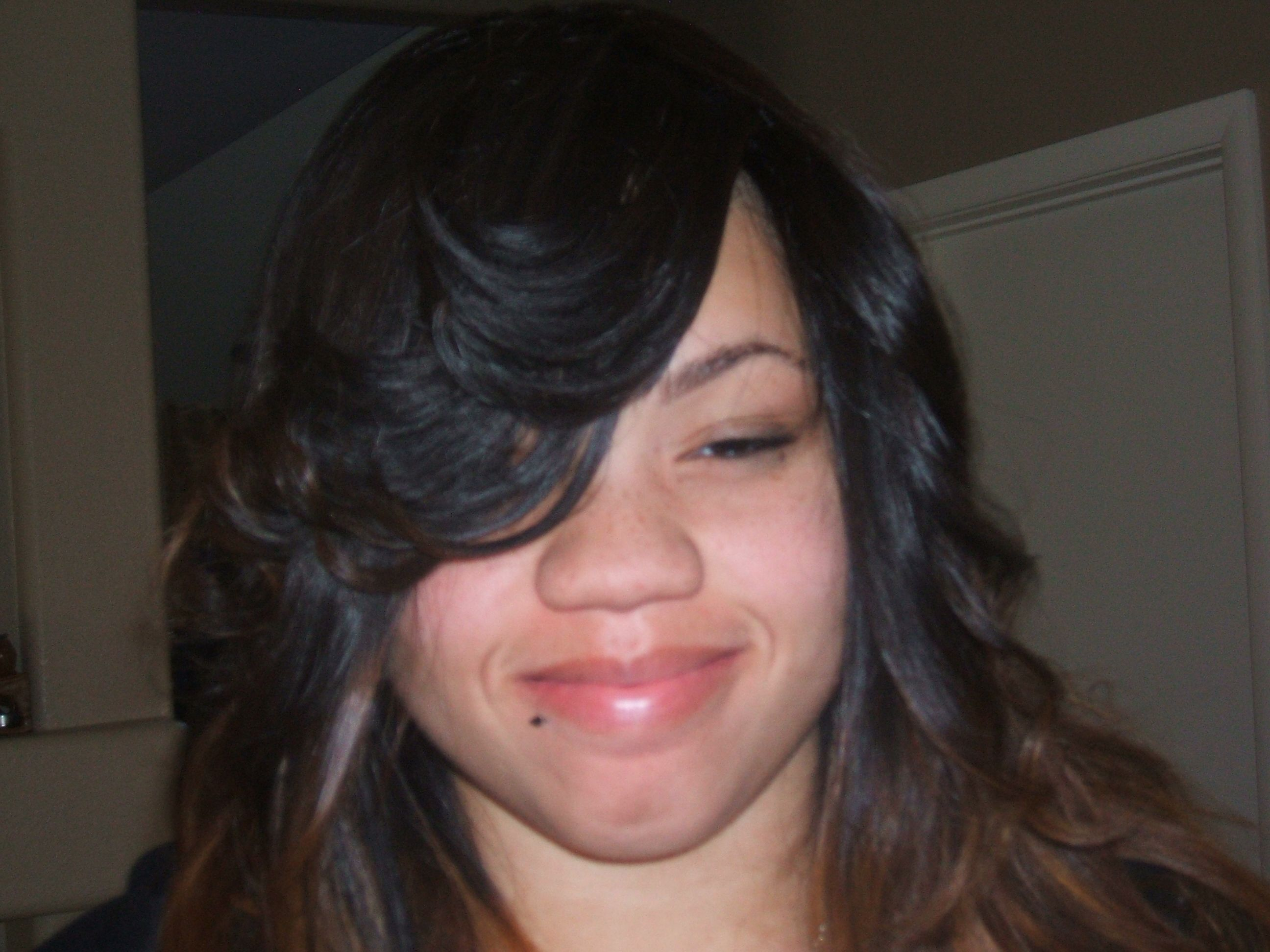 Extensions Hair Coloring Virgin Peruvian Hair Nakia Newson