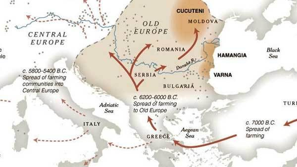Old Europe 1 Prehistoria Europa Y Historia