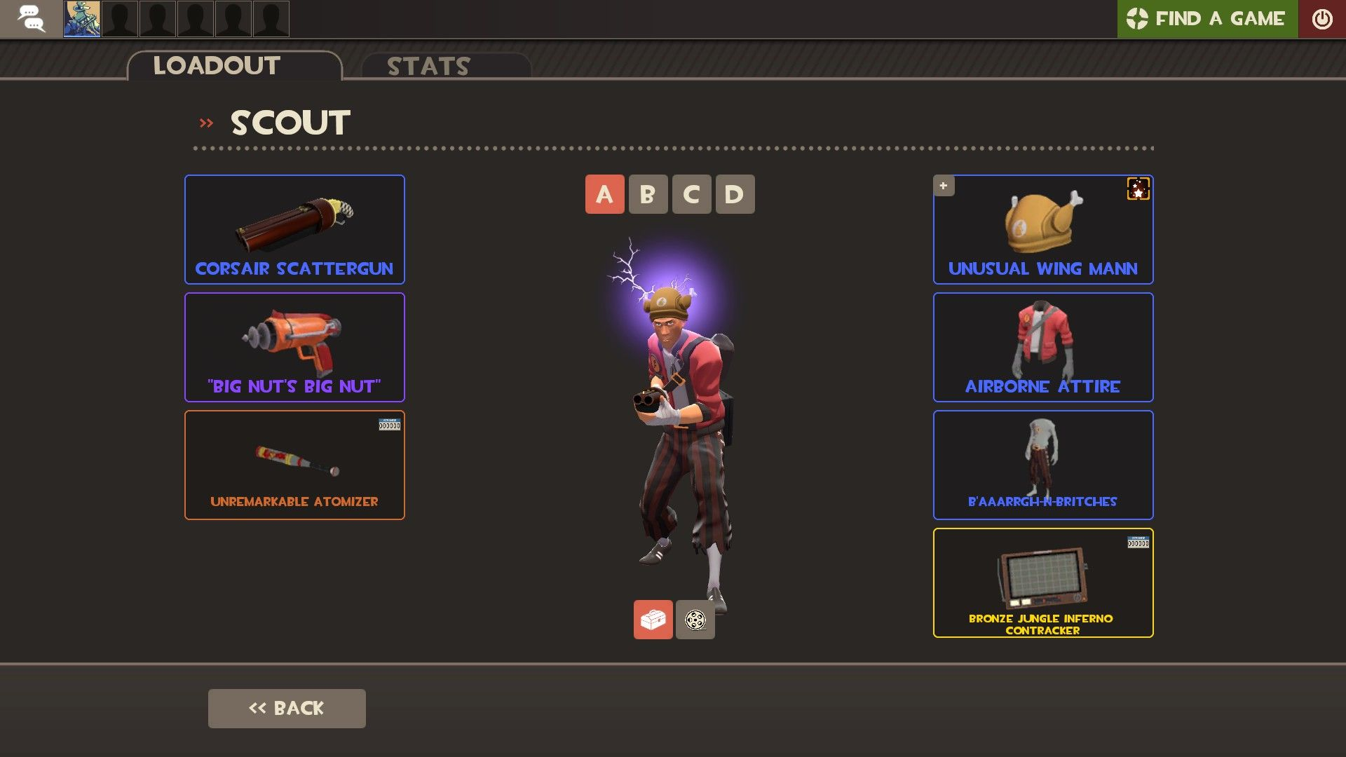 I got my first unusual for 6 and 30 ref im selling it for 10
