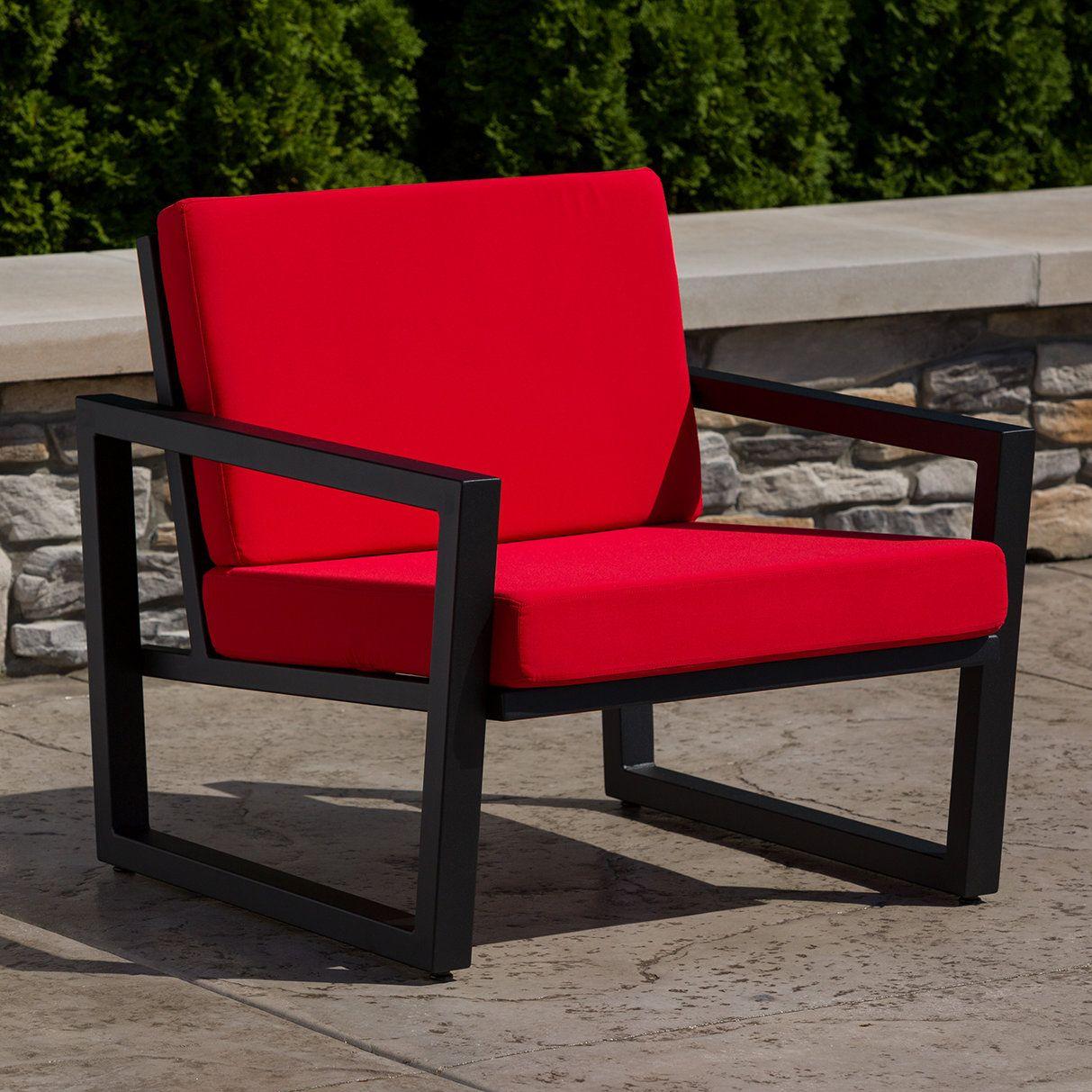 Vero Lounge Chair Wood patio chairs, Patio chairs