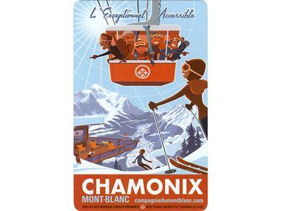 Ski Pass Like The Retro Design Etichette Stampabili Sciare