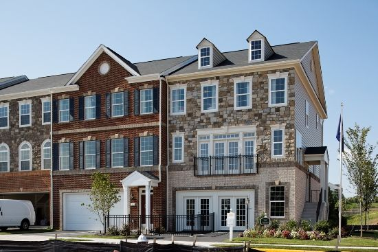 Middleton at River Pointe Townhomes by K. Hovnanian® Homes ...