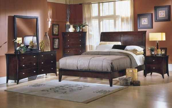BEDROOM SETS MADE WITH SOLID WOOD   Bedroom interior, Home ...
