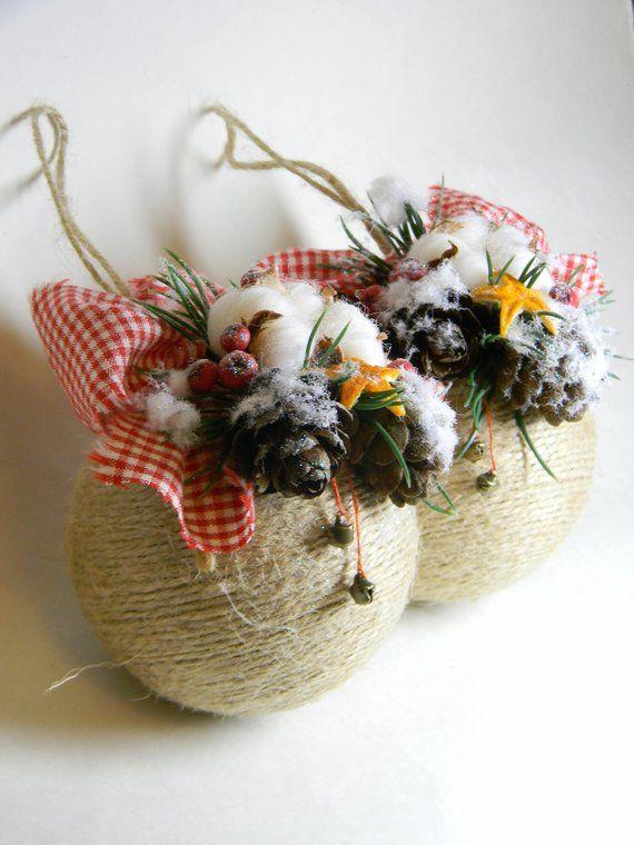 Christmas Balls, Christmas Ornaments, Tree decoration, Christmas
