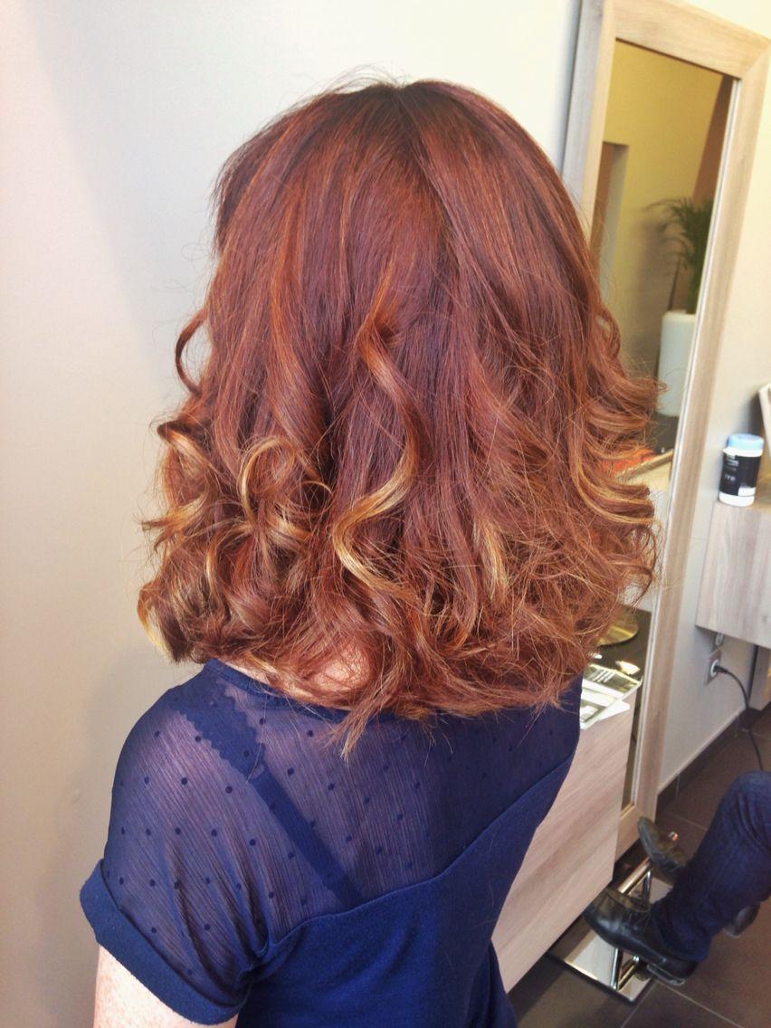 ombr hair violine faitmainbyarmonie hair styles hair ombre. Black Bedroom Furniture Sets. Home Design Ideas