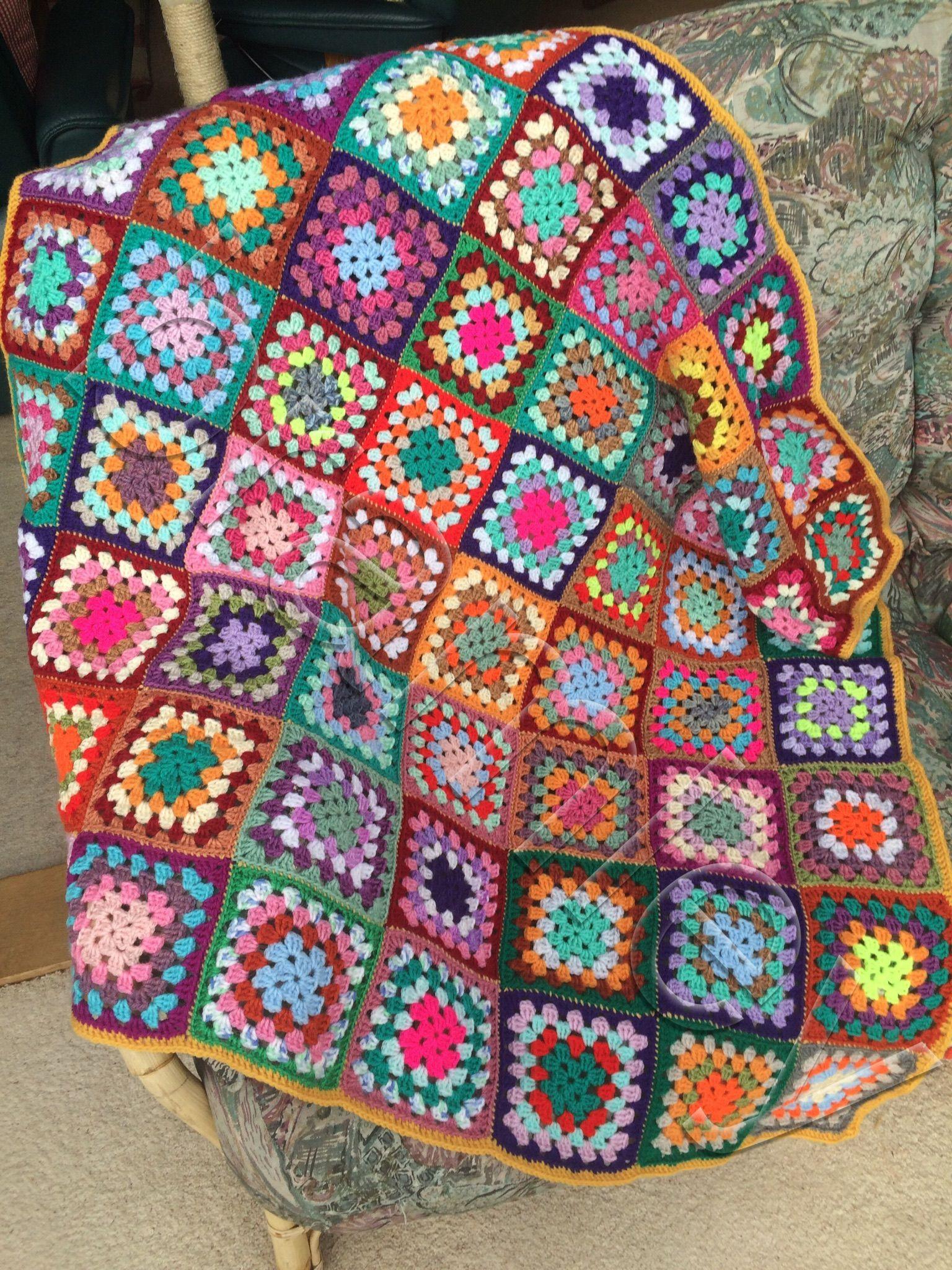 Pin by Jean Shepherd on Crochet throws | Pinterest