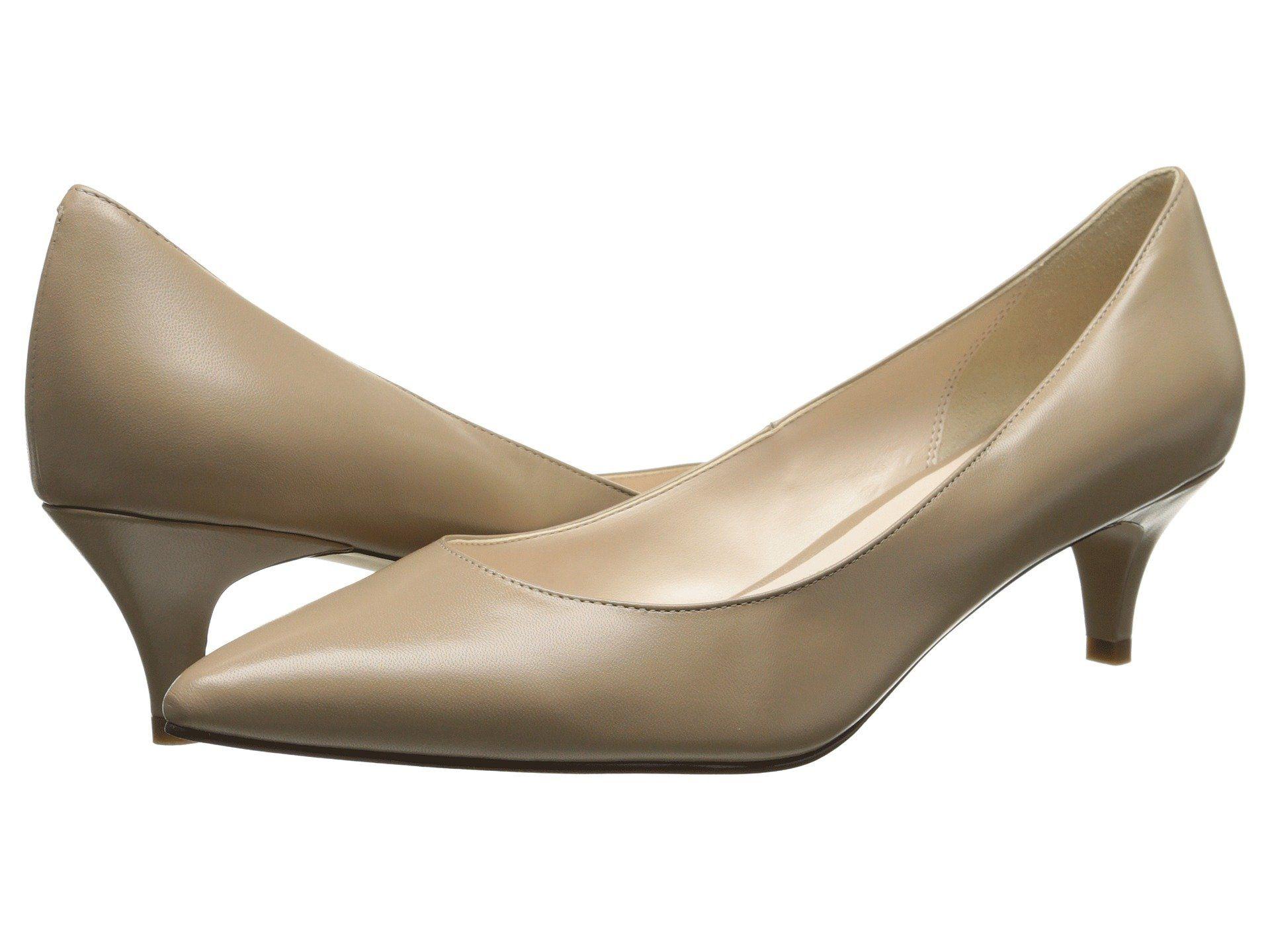 COLE HAAN | Cole Haan Juliana Pump 45mm #Shoes #Heels #COLE HAAN
