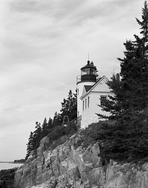 Bass Harbor Lighthouse No. 1 by Jim Cole on 500px