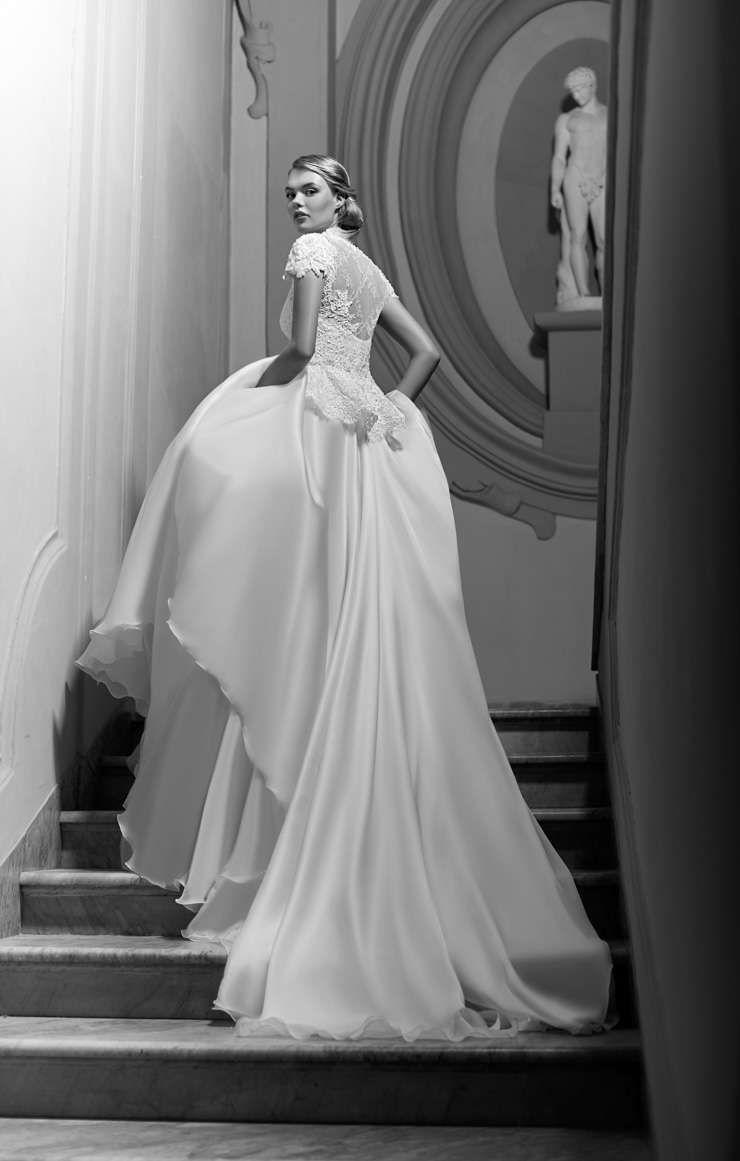 Abiti da sposa Enzo Miccio collezione 2018 (Foto)  1f38eff0f3f