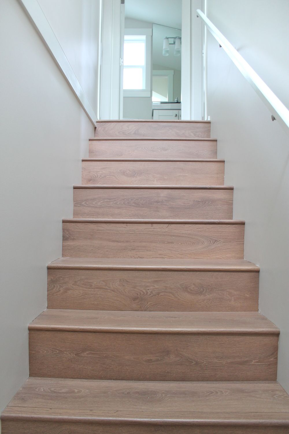 Delicieux Laminate Staircase Installation