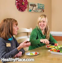 inpatient vs residential eating disorder treatment