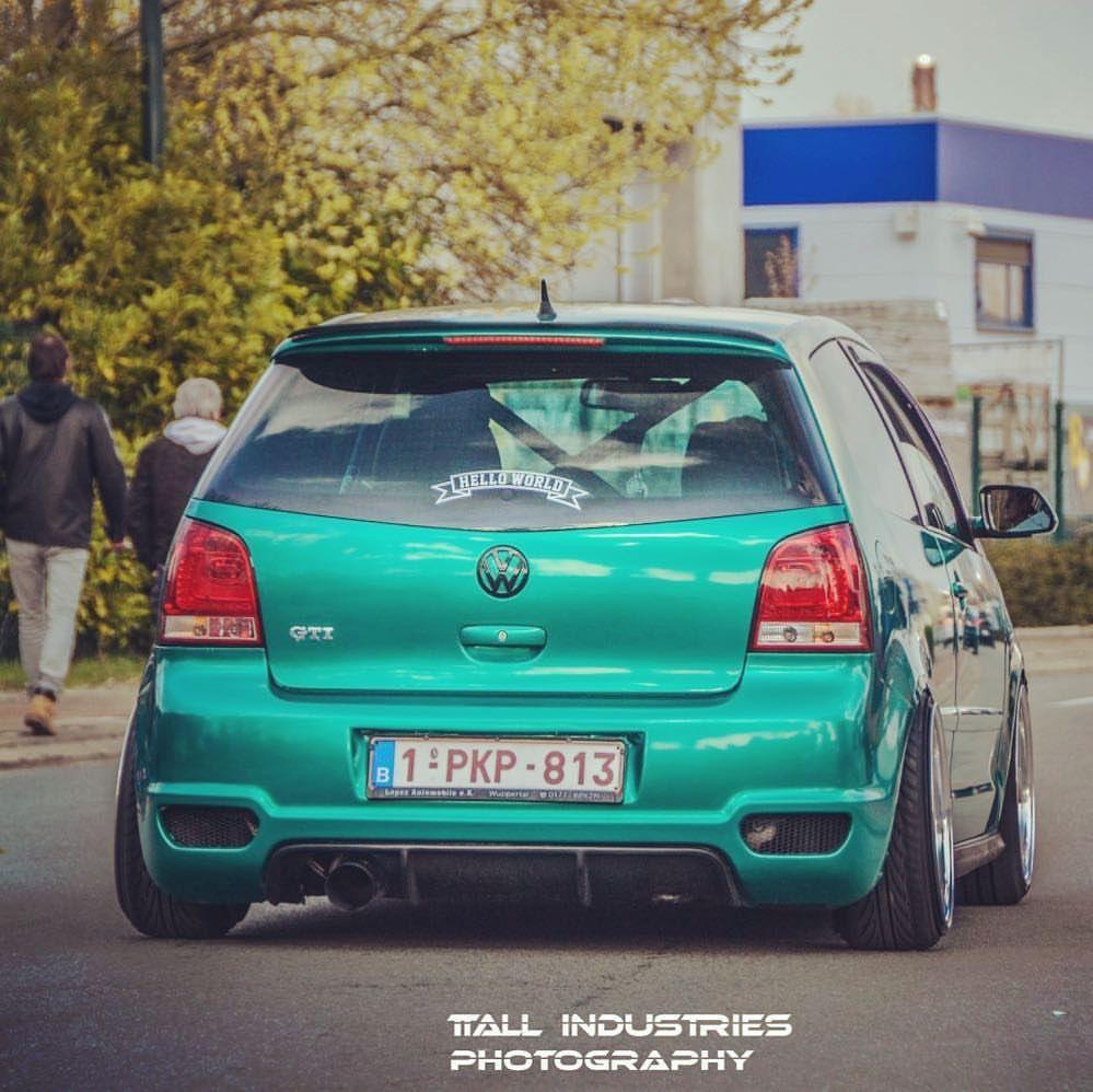 Polo 9n Slammed Cars T
