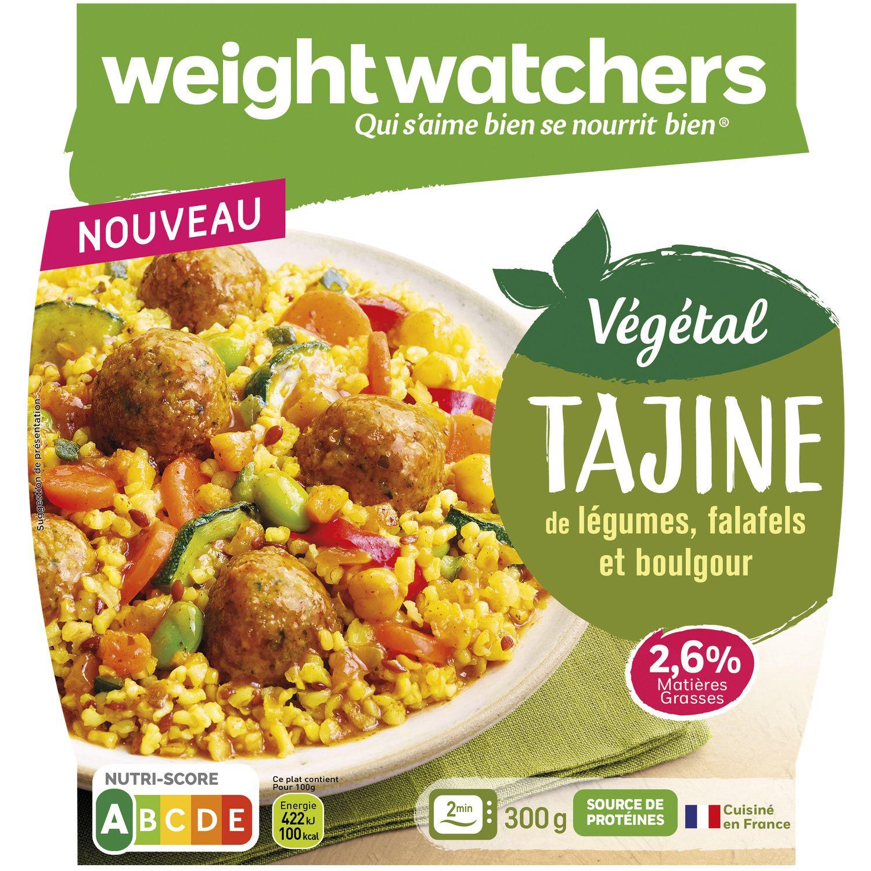 Plat Cuisine Tajine De Legumes Falafels Et Boulgour Weightwatchers