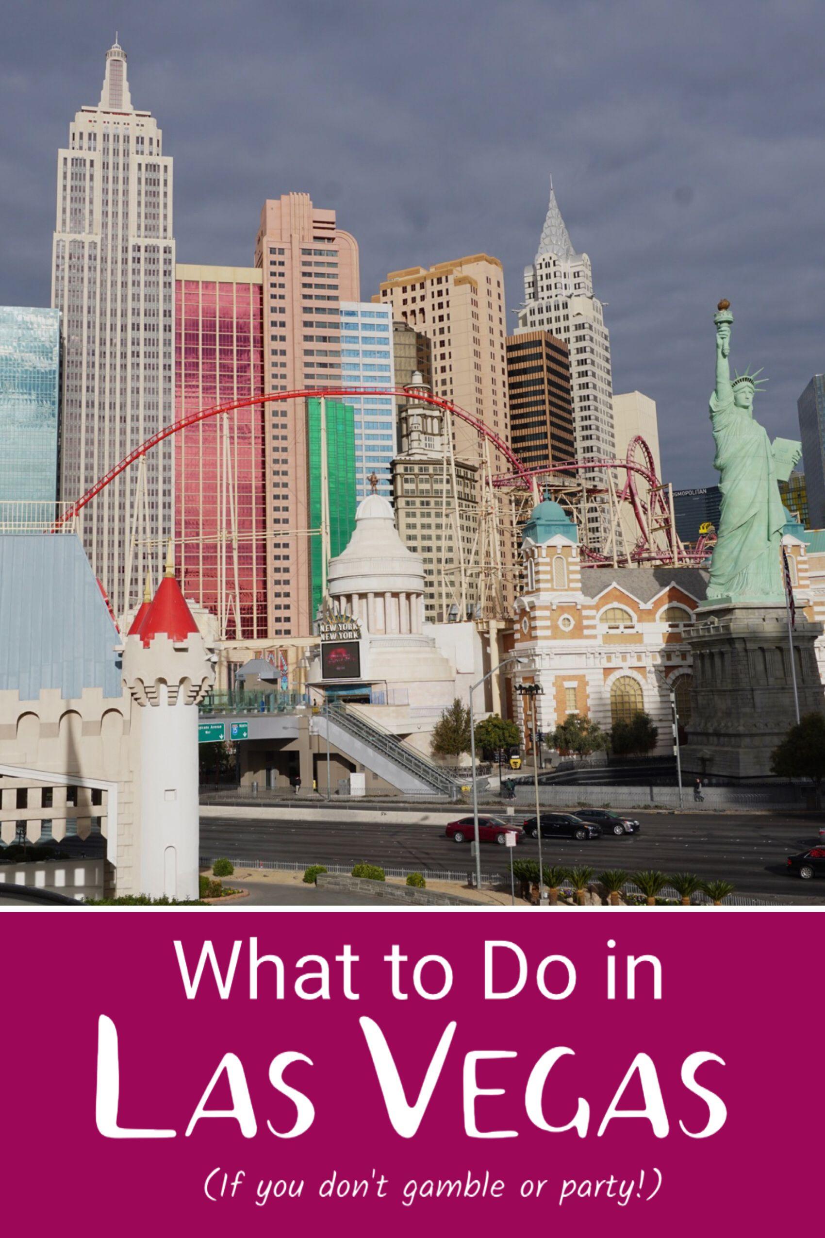 25 Best Things To Do In Las Vegas (That Aren't Gambling
