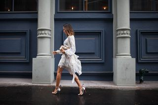NYFW 2015 Day One in BCBG and Marissa Webb
