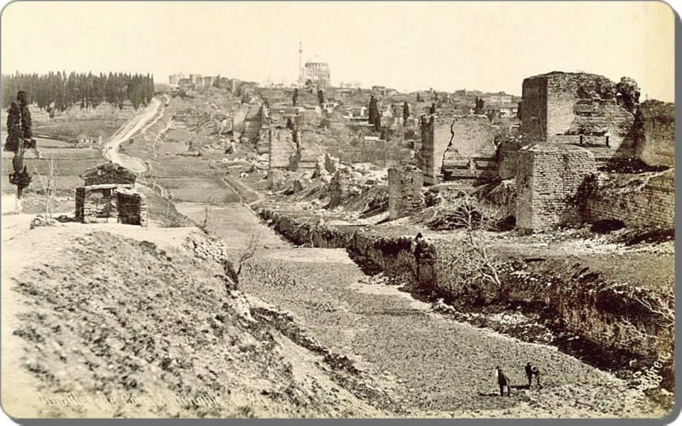 Edirnekapı - 1890 lar