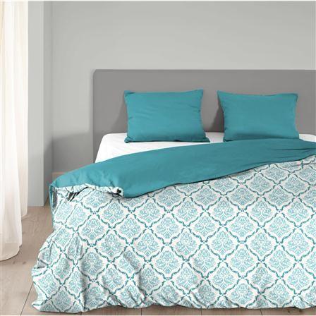 Good Morning Chambre King Size Bed Linen Set, Blue   Bed linen sets ...