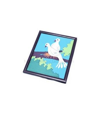 Dove appearing from frame/Dove frame/magic frame magic tricks props ...