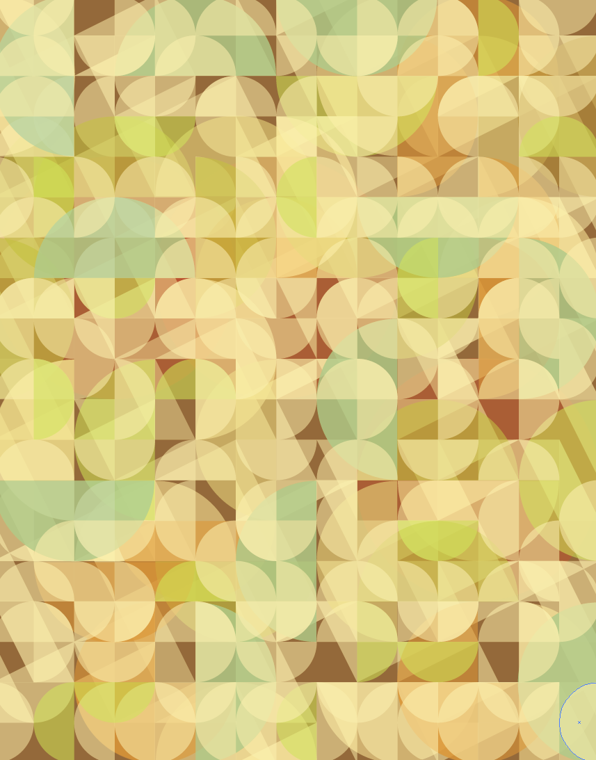 Playing with patterns