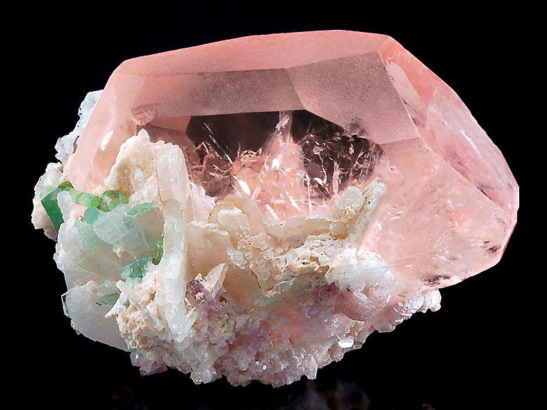 Resultado de imagen para cristal morganite