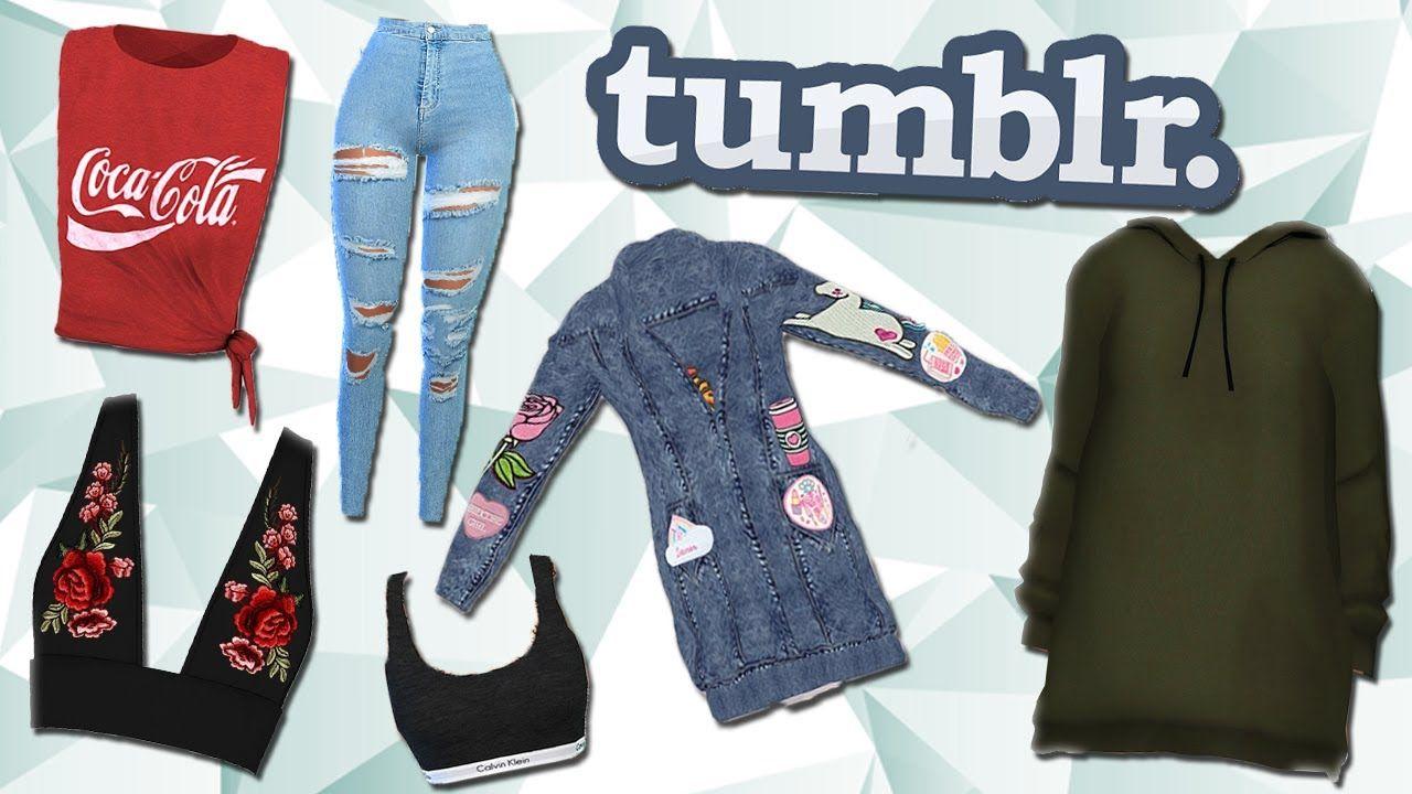 Sims 4 Shirts Cc Tumblr   ANLIS