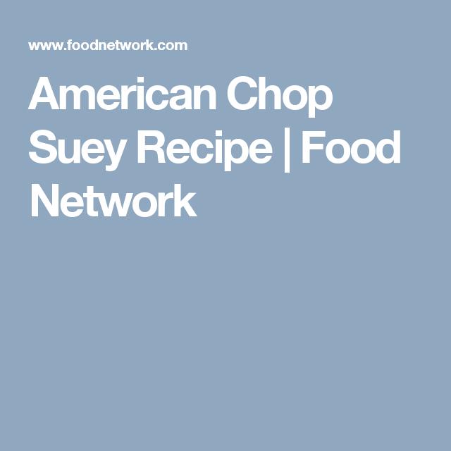 American chop suey receta forumfinder Images