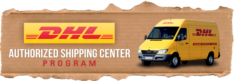 DHL International Shipping Services Andover, Tewksbury