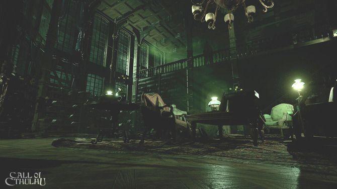 ラヴクラフトゲー『Call of Cthulhu』恐ろしくダークな最新ショット―発売時期も決定 | Game*Spark - 国内・海外ゲーム情報サイト