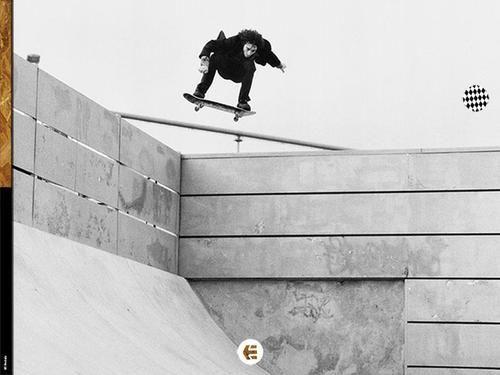 Cooljomper Skateboard Photography Black And White Skateboard
