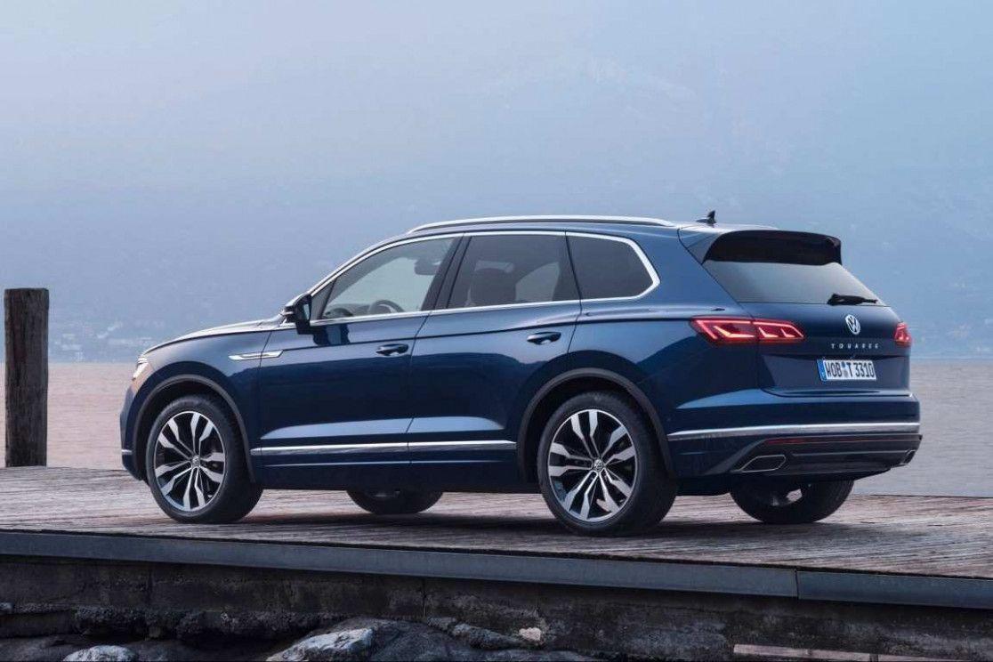 Xe Volkswagen Touareg 2020 Images