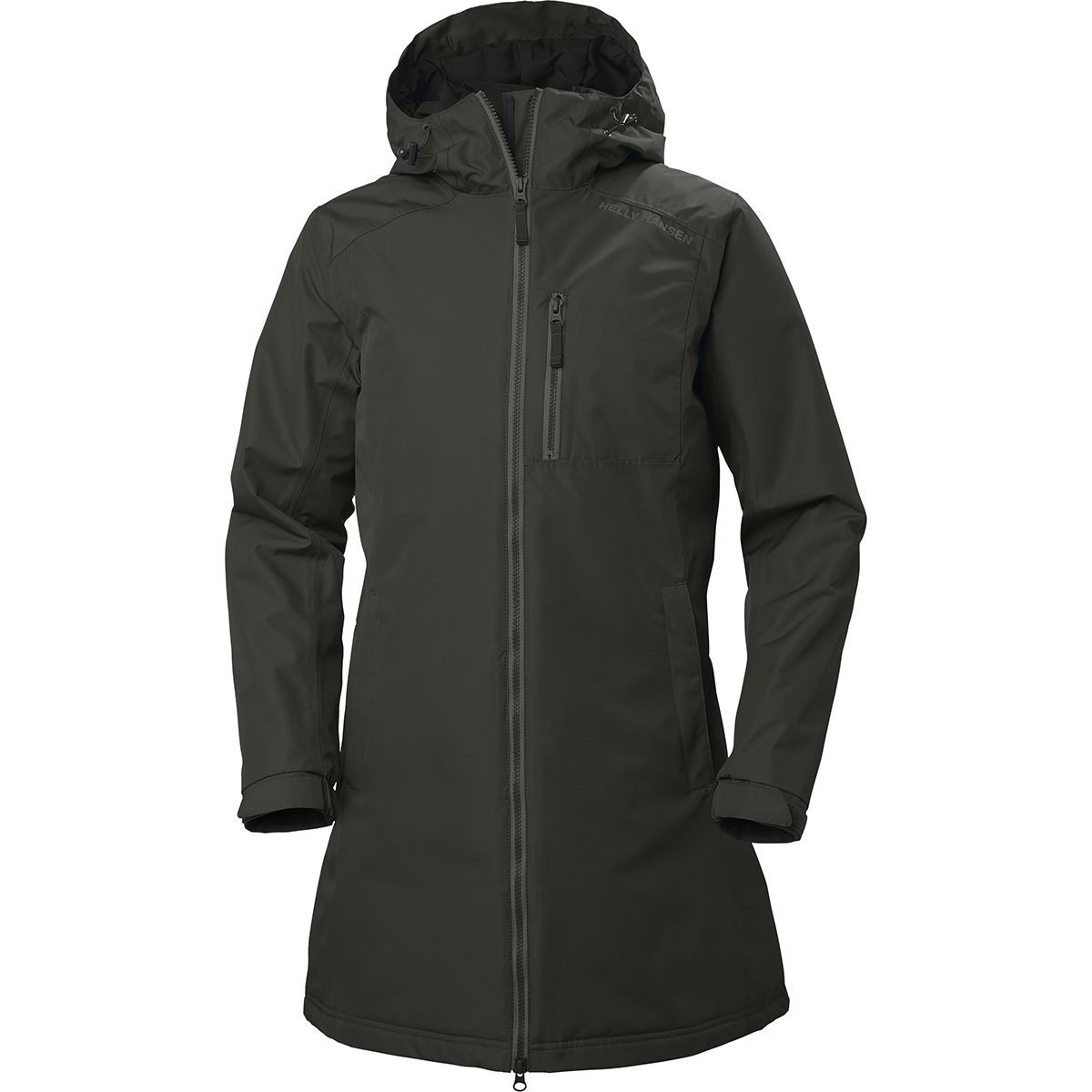 Photo of Long Belfast Winter Insulated Jacket – Women's