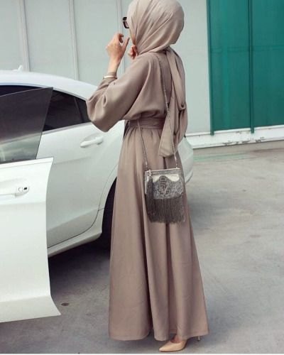 Abaya Design | Tumblr | Clothes | Pinterest | Abayas Muslim Fashion And Hijab Outfit