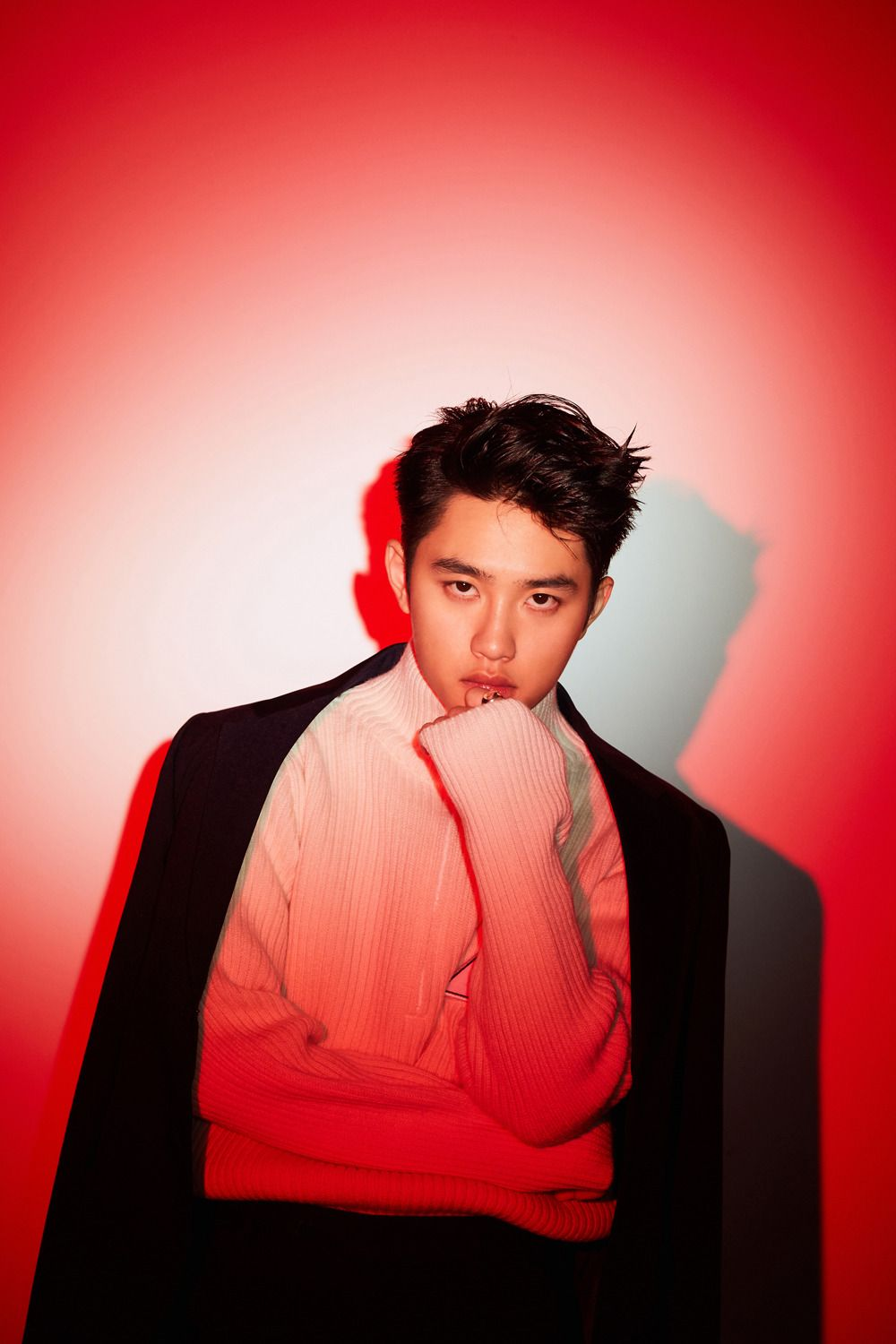 D O 181213 Love Shot Melon Special Photo Exo Do Kyungsoo Exo Kyungsoo