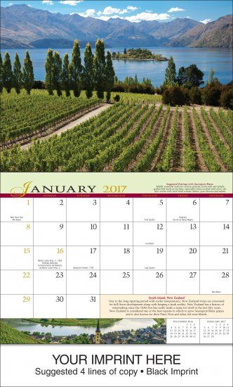 We are the lowest priced wholesale business direct distributor of custom printed #promotional #calendars. Visit https://goo.gl/6uBYke