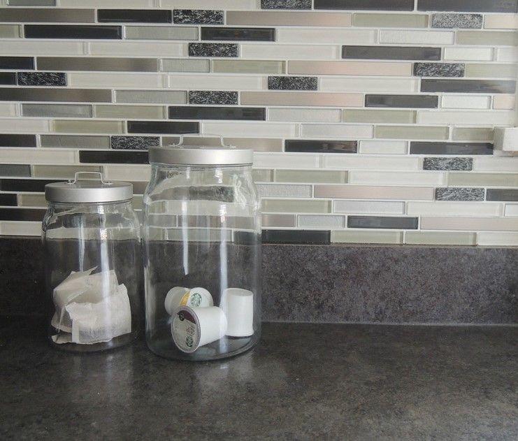 Peel And Stick Tile Backsplash Awesome Backsplas Kitchen