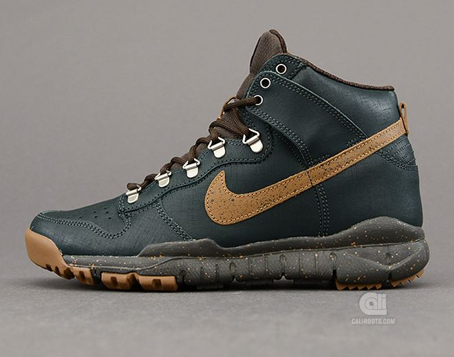 the latest 663f6 3959b Nike SB Poler Dunk High OMS (536182 322) - Caliroots.com